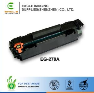 Compatible Black Toner Cartridge for HP CE278A 278A 78A