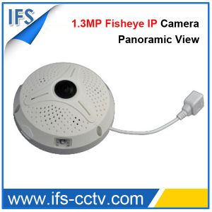 Fisheye Panoramic IP Camera (IFSE-N5001)) pictures & photos