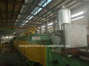 Continuous Hardening Heat Treatment Furnace for Cement Conveying Chain pictures & photos