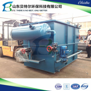 Starch Wastewater Sewage Treatment System Daf Dissolved Air Flotation Units pictures & photos