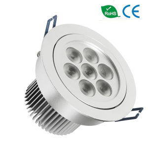 Angled LED Ceiling Light with 7PCS CREE LEDs pictures & photos