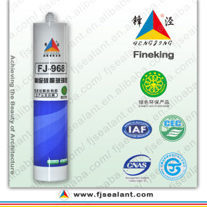 General Purpose Fast Curing Acetoxy Silicone Sealant pictures & photos