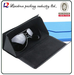 Fashion Reading Glass Case Luxurious Sun Glass Case Eyewear Case (HX397) pictures & photos