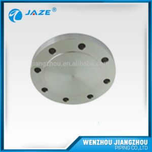 Factory Wholesale 304 304L Raise Face RF Blind Flange pictures & photos