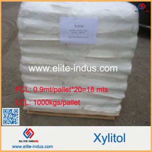 Natural Sweetener Sugar Alcohol Xylitol (crystal/powder/DC grade) pictures & photos
