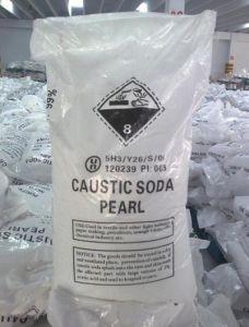 Caustic Soda Pearl 99% La Soude Caustique Large Supply pictures & photos