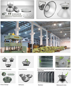 150W/250W/400W LED High Bay Light for Industrial/Factory/Warehouse Lighting (SLS300) pictures & photos