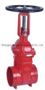 Gate Valve UL/FM Approval pictures & photos
