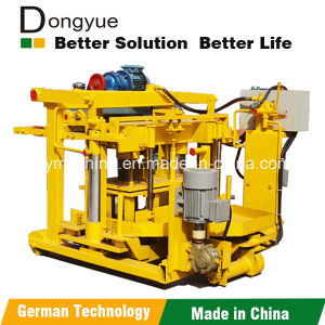 Holland Brick Making Machine Price Qt40-3A Dongyue Machinery Group pictures & photos