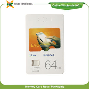 Lowest Price Memory Card 64GB 128GB Micro SD Card for Samsung Evo with Skin Packing pictures & photos