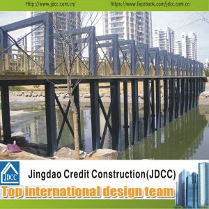 Ce ISO Design Steel Structure Bridge pictures & photos