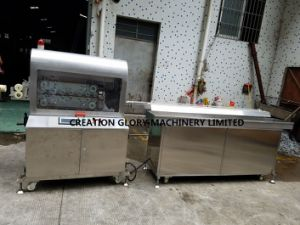 Leading Technology High Precision Medical Tubing Plastic Extruder Machine pictures & photos