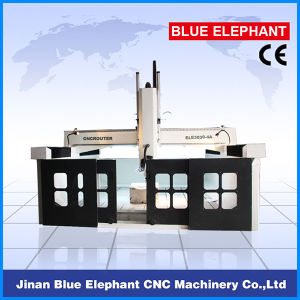Ele-3030 Styrofoam 4 Axis CNC Milling Machine Customized Size pictures & photos