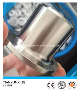 A403 Wp304L Seamless Lap Joint Stainless Steel Stub End pictures & photos