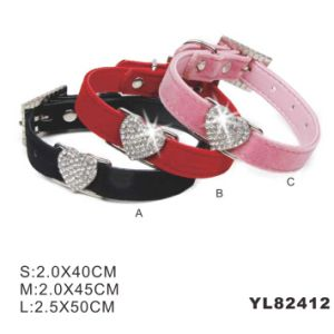 Luxury Dog Collar and Leash, Chain Collar Dog (YL82412) pictures & photos