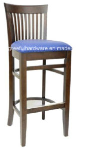 Cheap Bar Stool Wooden Chair