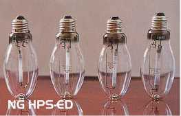 Europe Type Elliptical Shape Sodium Lamp (ML-202) pictures & photos
