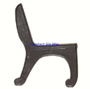 Ductile Iron Bench Leg (BC. B-A25) pictures & photos