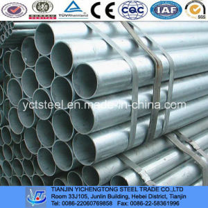 Dn100 Greenhouse Galvanized Steel Tube 6m Length pictures & photos