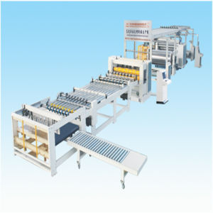 3 Layer 1800mm Corrugated Cardboard Makiing Machine pictures & photos