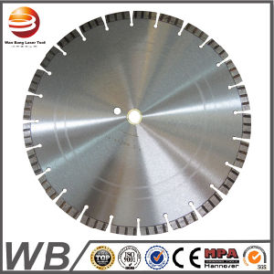 Turbo Segmented Diamond Saw Blade for Granite, Sandstone pictures & photos