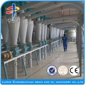 Modern High Quality Rice Flour Mill Prodution Line (120T/D) pictures & photos