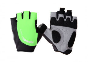 Sport Glove for Bicycle with Half Finger