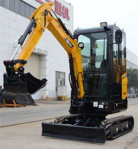 Sany Sy16c 1.6 Tons Eco- Friendly Mini Bagger of Hydraulic Tunnel Excavator pictures & photos