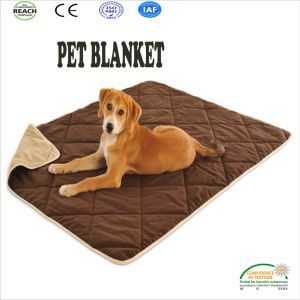 Wholesale Warm Polar Fleece Dog Pad, Soft Pet Blankets pictures & photos