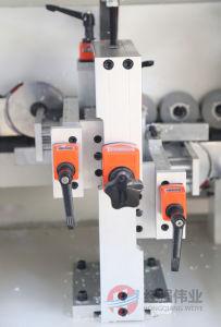 Straight Line Semi Automatic Edge Banding Machine pictures & photos