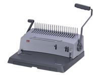 Comb Binding Machine/Binder Machine (HS2128D) pictures & photos