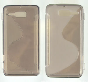 S-Line Slim TPU Wave Gel Case for Lanix S106 pictures & photos