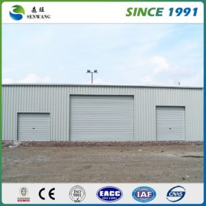 Q235B H Steel Beam Steel Workshop Building pictures & photos