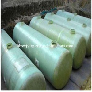 Septic Tank FRP GRP Septic Storage Tank pictures & photos