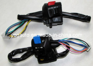 Motorcycle Accessories Motorcycle Handle Switch Qingqi200 Genesis200 Gxt200 pictures & photos