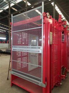 Factory Sale Frequency Conversion Construction Passenger Elevator Hoist (SC200/200) pictures & photos