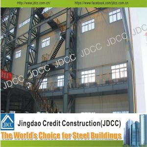 High Quality High Rise Galvanization Light Steel Structure Workshop pictures & photos