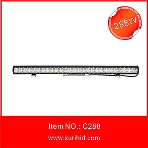 Hot Sale 288W LED Light Bar /Truck Light/Car Light /off Road Light