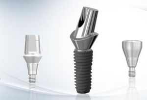 100% Iti Straumann Compatible Abutments From China Dental Lab pictures & photos