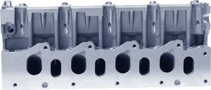 Cylinder Head for NISSAN Primera F9Q 1.9 DCI 908568 pictures & photos