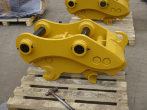 Manual Quick Coupler/Mechanical Coupler for Excavator pictures & photos