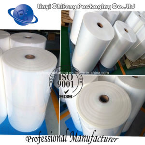 Manufacturer LDPE Film Rolls for Water, Milk, Juice Packaging pictures & photos