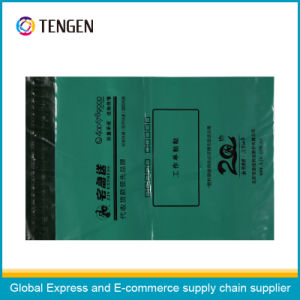 Zjs Express Courier Mailing Bag with 100% New PE Material pictures & photos
