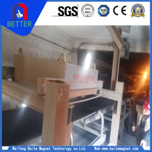 Scraping Plate Type Metal Permanent Magnetic Separator for Mining/Iron/Ore/Fe/Tin Plant pictures & photos