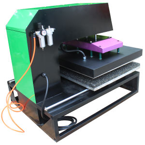 80X100cm 60X80cm Sublimation Heat Press Machine Pneumtic pictures & photos