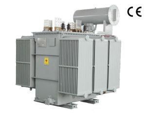 10kv Rectifier Transformer, Special Transformer (ZHSZK-3500/10)