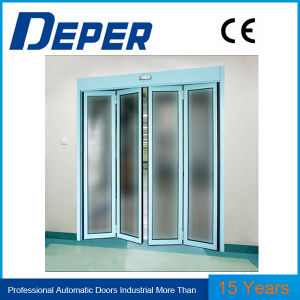Folding Automatic Door Automatic Door Buses Wooden Door Label Automatic Door pictures & photos