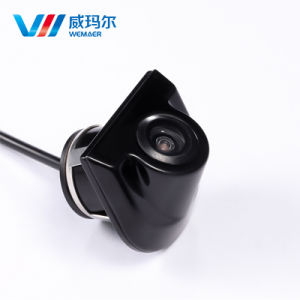 Waterproof Mini Car Rear View Camera of Straw Hat pictures & photos