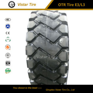 Chinese Best Quality Radial and Bias E3/L3 OTR Tire (20.5-25, 20.5R25, 23.5-25, 23. R25) pictures & photos