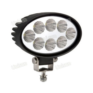 "6"" 12V 24W CREE LED Work Light for Tractor pictures & photos"